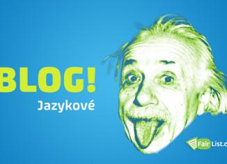 Jazykový blog Jazykové na FairListu