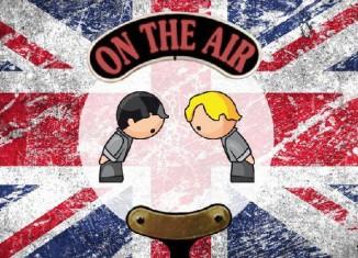 Anglický podcast